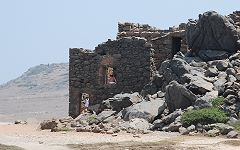 Ruins of the gold mine - small