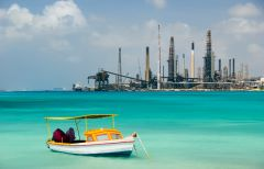 Oil Refinery - small