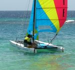 Sail with instructor