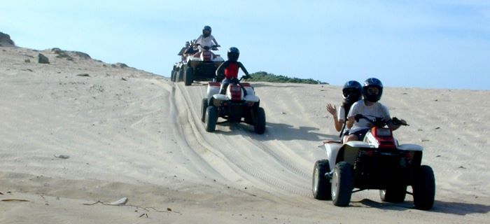 ATV Quad Island Tour