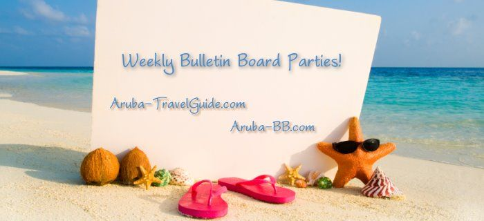 Weekly Bulletin Board Parties