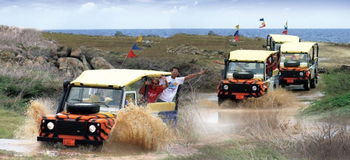 Island Jeep Safari Tours