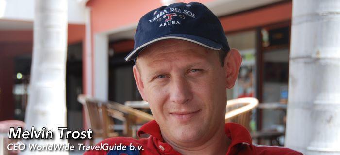 Melvin Trost - CEO - Aruba-TravelGuide.com
