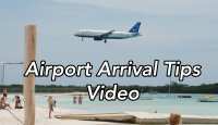 Video Airport Arrival Tips